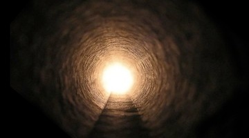 Light at end of tunnel